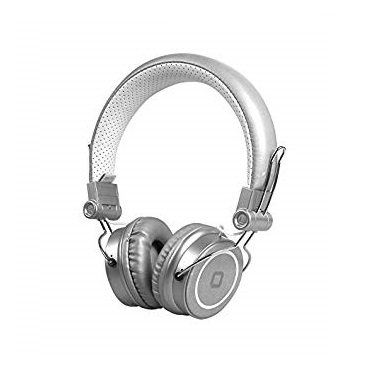 SBS Stereo Bluetooth DJ headphones Silver - Tech2Tech 47e9e382fc