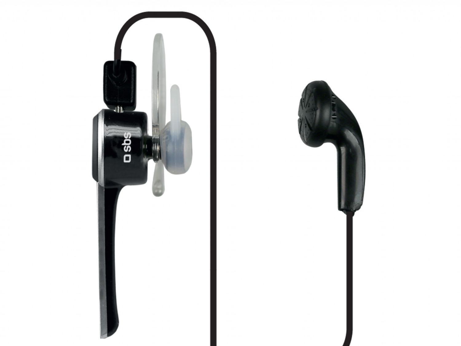 Sbs Bluetooth Headset With Multipoint Function Tech2tech