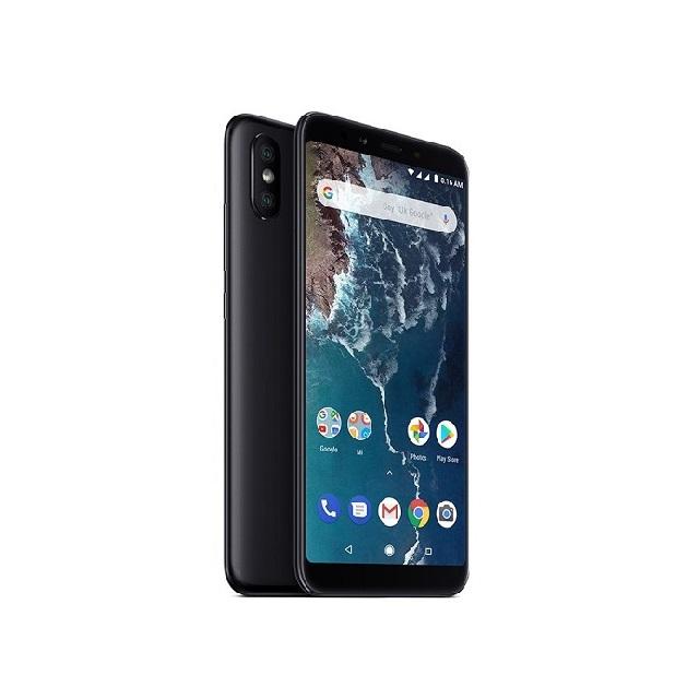 1a0f89cff5e Xiaomi Mi A2 Lite 64GB Dual Black - Tech 2 Tech Cyprus Online Shop.