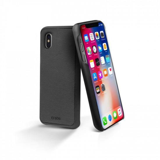 pretty nice e5b36 b7889 SBS Dual Case for iPhone X Black