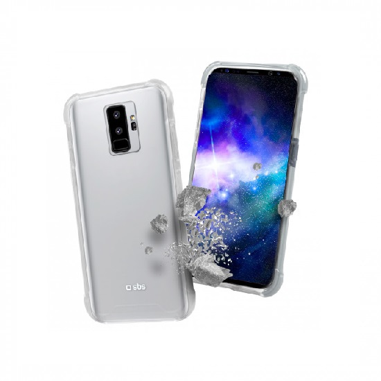 lowest price 5e738 88471 SBS Hard Shock Cover for Samsung Galaxy S9 Plus