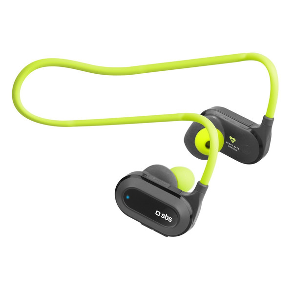 SBS Heart Rate Runner sports earphones - Tech 2 Tech Cyprus Online Shop. 88182ca5ef