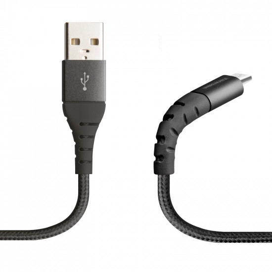 3854b2ca912 SBS Metal USB 2.0 Micro USB cable - Unbreakable Collection - Tech2Tech