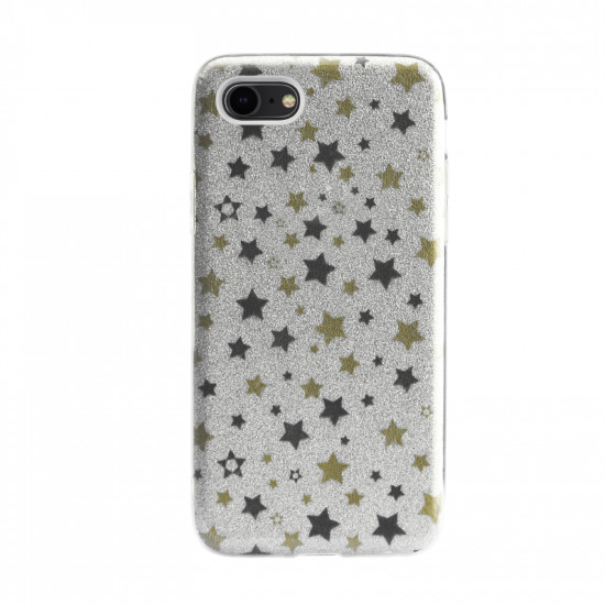 Christmas Phone Case.Sbs Silver Star Christmas Phone Case For Iphone 8 7 6s 6