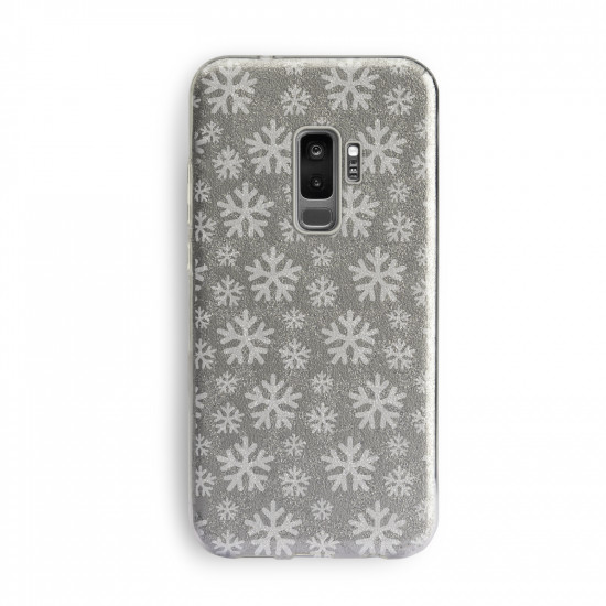 watch 3f006 077f9 SBS ?Snowflakes? Christmas phone case for Samsung Galaxy S9